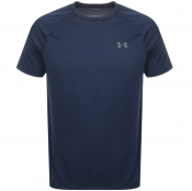 Under Armour Tech 2.0 T Shirt Navy