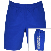 Under Armour Logo Shorts Blue