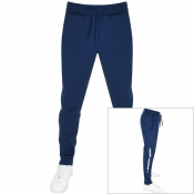Under Armour Rival Logo Jogging Bottoms Navy
