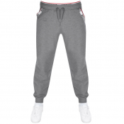 Moschino Logo Jogging Bottoms Grey