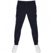 Ralph Lauren Cargo Jogging Bottoms Navy