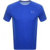 Under Armour Tech 2.0 T Shirt Blue