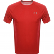 Product Image for Under Armour Tech 2.0 T Shirt Red