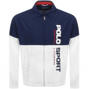 Ralph Lauren Polo Sport Windbreaker Jacket Navy