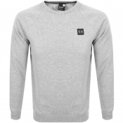 Under Armour Rival Crew Neck Sweatshirt Grey