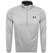 Product Image for Under Armour Half Zip Sweatshirt Grey