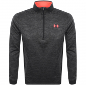 Product Image for Under Armour Half Zip Sweatshirt Black