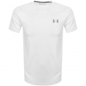 Under Armour  MK1 Short Sleeve T Shirt White