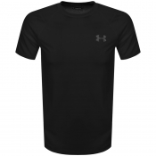 Under Armour  MK1 Short Sleeve T Shirt Black