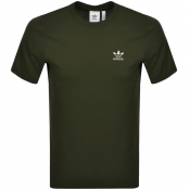 adidas Originals Essential T Shirt Green