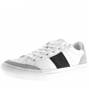 Lacoste Courtline Trainers White