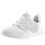 Product Image for EA7 Emporio Armani Logo Trainers White