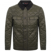 Product Image for Barbour Maesbury Quilted Jacket Green
