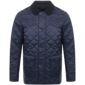 Product Image for Barbour Diggle Quilted Jacket Navy