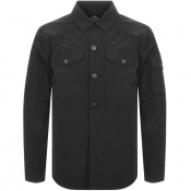 Product Image for Barbour Beacon Askern Overshirt Jacket Black