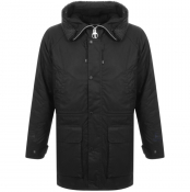 Product Image for Barbour Fenton Wax Jacket Black