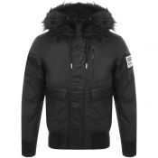 Diesel W Burkisk Jacket Black