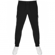 Ralph Lauren Cargo Jogging Bottoms Black