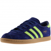 adidas Originals STADT Trainers Purple
