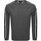 Product Image for Ralph Lauren Long Sleeved Crew Neck T Shirt Grey