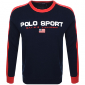 Ralph Lauren Polo Sport Knit Jumper Navy