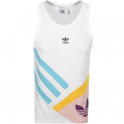 adidas Originals 90s Vest White