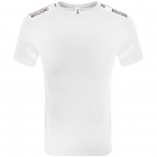 Product Image for Moschino Logo T Shirt White