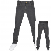 Product Image for Emporio Armani J45 Regular Fit Jeans Grey