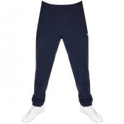 Champion Logo Jogging Bottoms Navy