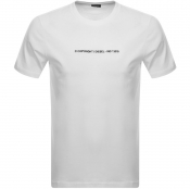Diesel T Just CopyT Shirt White