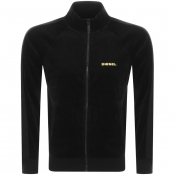 Diesel Full Zip Max Sweatshirt Black