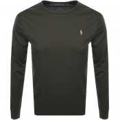 Ralph Lauren Long Sleeved T Shirt Green