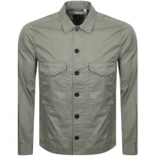 Product Image for Pretty Green Overshirt Jacket Green