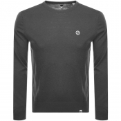 Product Image for Pretty Green Crew Neck Knit Jumper Grey