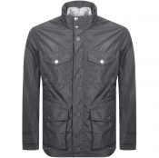 Product Image for Armani Exchange Logo Cabin Jacket Grey