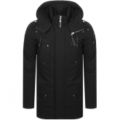 Product Image for Moose Knuckles Saint Ulrick Parka Jacket Black