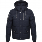 Product Image for Moose Knuckles Forrestville Jacket Navy