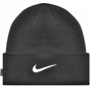 Product Image for Nike Dri Fit Beanie Hat Black