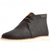 Barbour Boughton Boots Navy