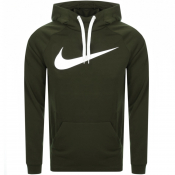Product Image for Nike Training Swoosh Logo Hoodie Green