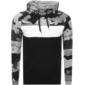 Product Image for Nike Training Camouflage Hoodie Black