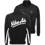 Nike Air Full Zip Track Sweatshirt Black