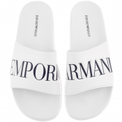 Product Image for Emporio Armani Zadar Sliders White