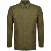 Product Image for Levis Jackson Worker Shirt Green