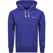 Product Image for Champion Logo Hoodie Purple