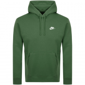 Product Image for Nike Club Hoodie Green