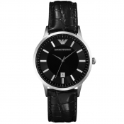 Emporio Armani AR2411 Watch Black
