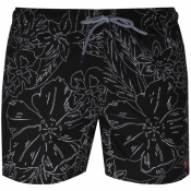 Product Image for Ted Baker Empres Swim Shorts Black
