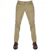 BOSS Casual Schino Slim D Chinos Khaki