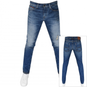 Tommy Jeans Original Slim Scanton Jeans Blue